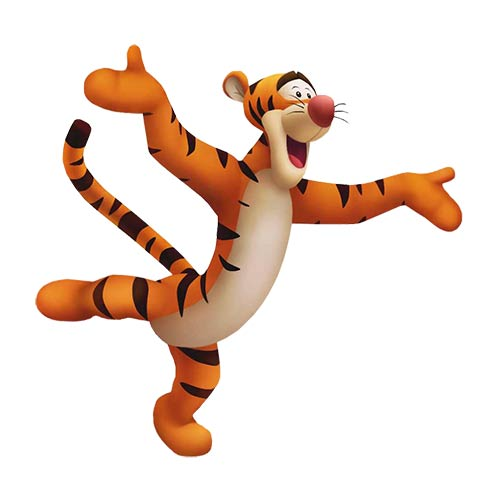 Cartoons answer: TIGGER