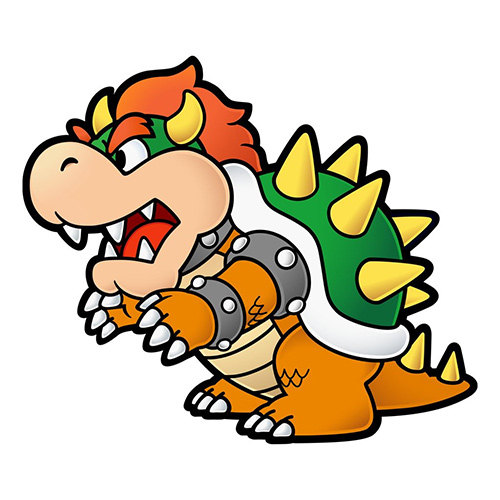 Cartoons answer: BOWSER