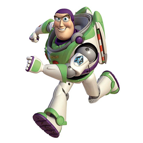 Cartoons answer: BUZZ LIGHTYEAR
