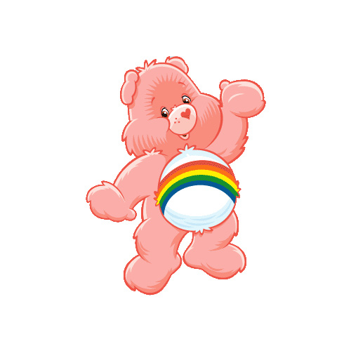 Cartoons answer: CARE BEAR