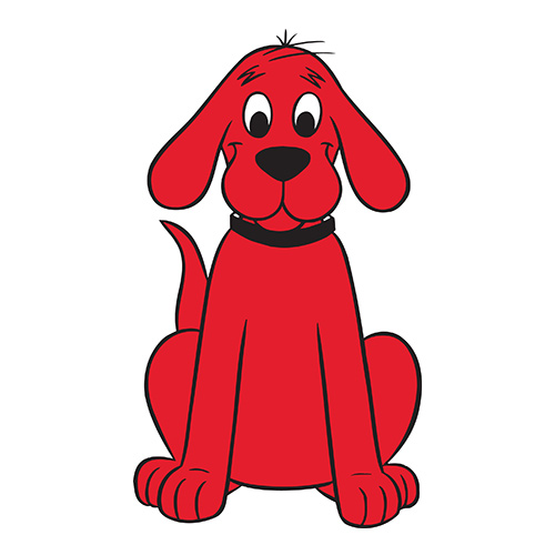 Cartoons answer: CLIFFORD