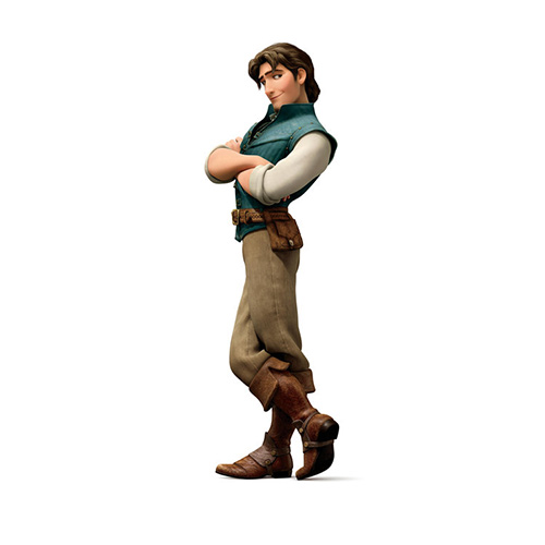 Cartoons answer: FLYNN RIDER