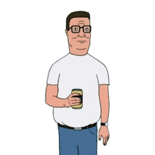 Cartoons answer: HANK