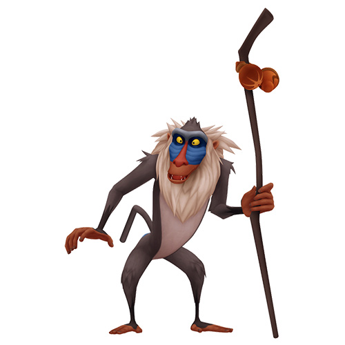 Cartoons answer: RAFIKI