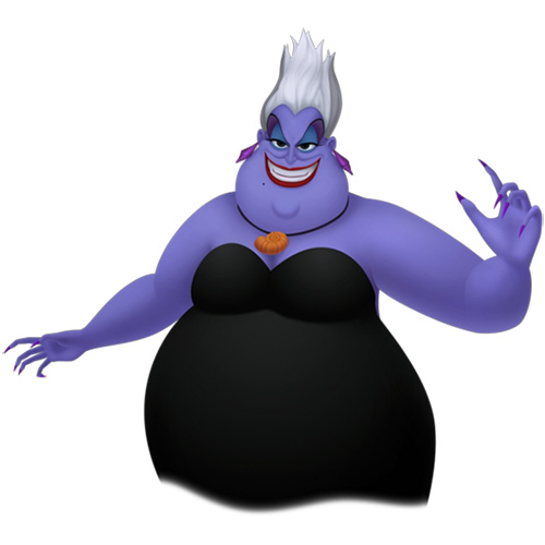 Cartoons answer: URSULA