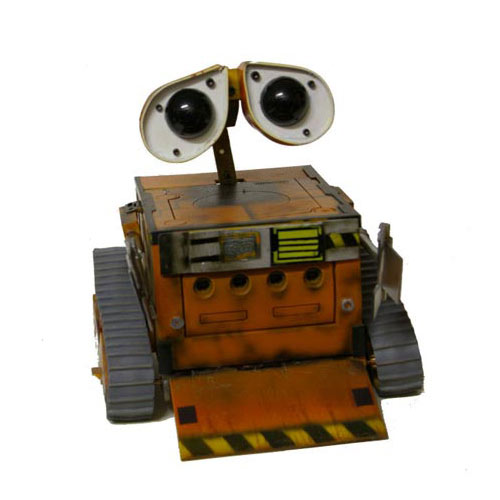 Cartoons answer: WALL-E