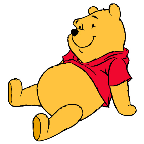 Cartoons answer: WINNIE THE POOH