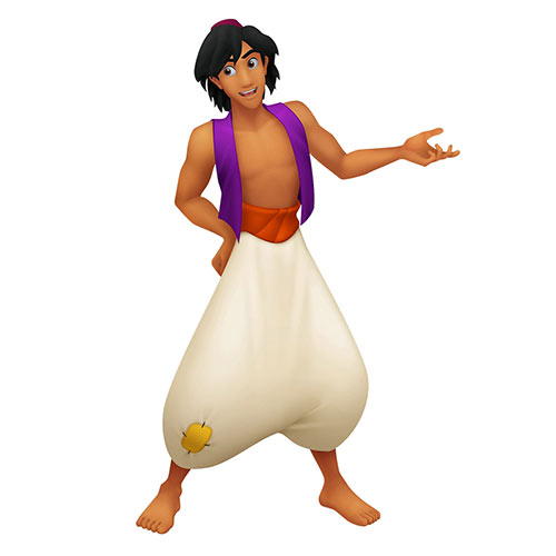 Cartoons 2 answer: ALADDIN