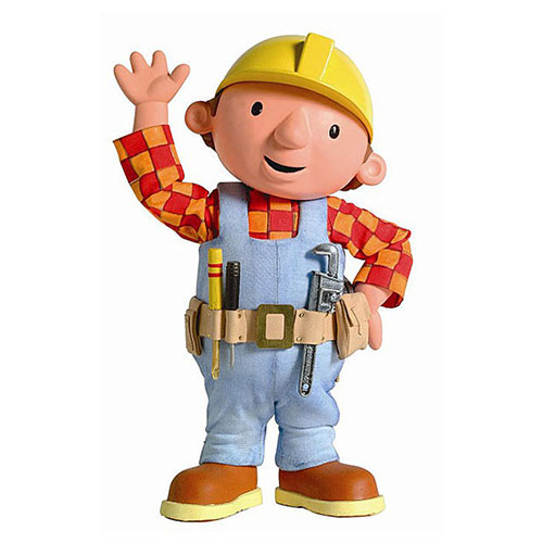 Cartoons 2 answer: BOB THE BUILDER