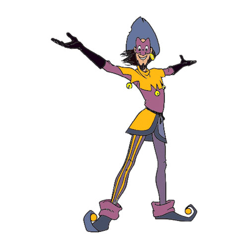 Cartoons 2 answer: CLOPIN