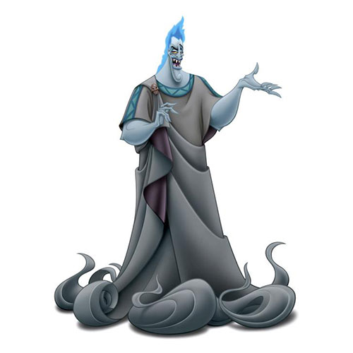 Cartoons 2 answer: HADES