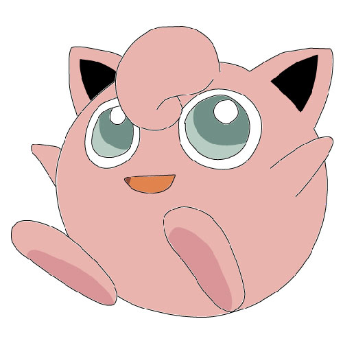 Cartoons 2 answer: JIGGLYPUFF