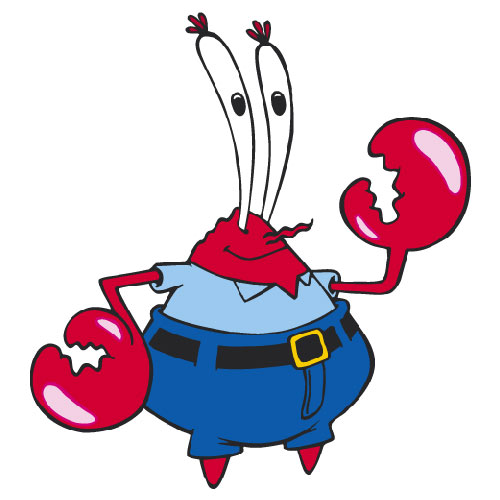 Cartoons 2 answer: MR KRABS