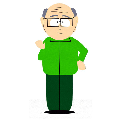 Cartoons 2 answer: MR GARRISON