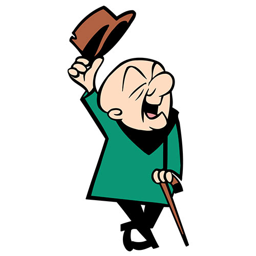 Cartoons 2 answer: MR MAGOO