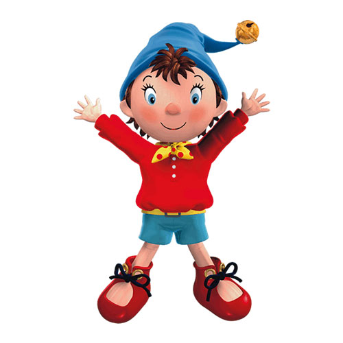 Cartoons 2 answer: NODDY