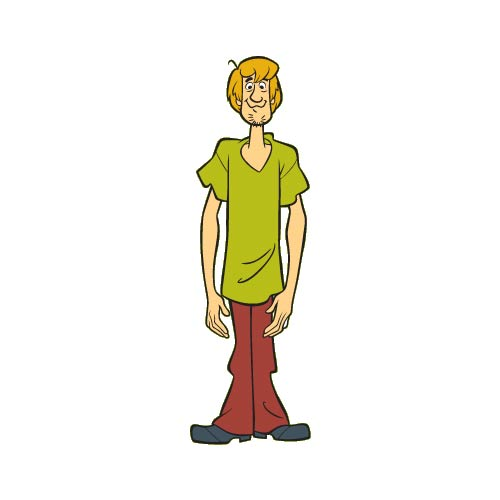 Cartoons 2 answer: SHAGGY ROGERS