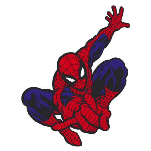 Cartoons 2 answer: SPIDERMAN