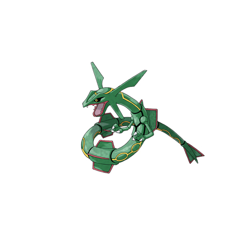 Cartoons 2 answer: RAYQUAZA