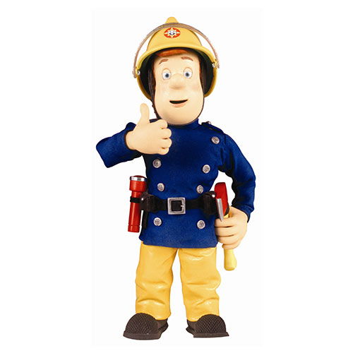 Cartoons 3 answer: FIREMAN SAM
