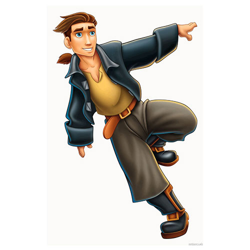 Cartoons 3 answer: JIM HAWKINS