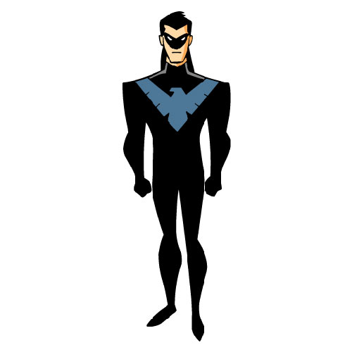 Cartoons 3 answer: NIGHTWING