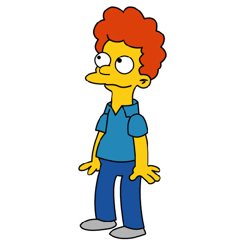 Cartoons 3 answer: ROD FLANDERS