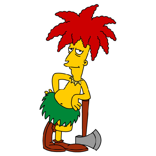 Cartoons 3 answer: SIDESHOW BOB