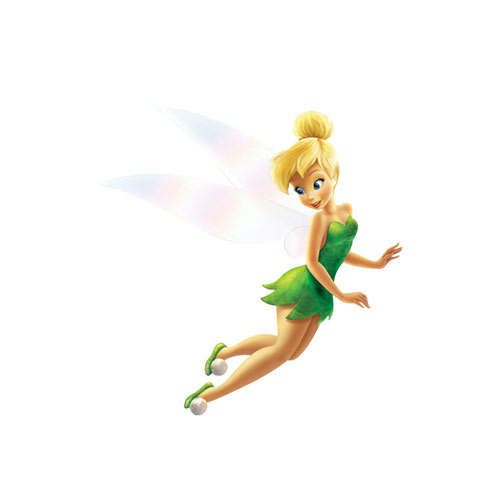 Cartoons 3 answer: TINKERBELL