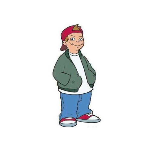 Cartoons 3 answer: TJ DETWEILER