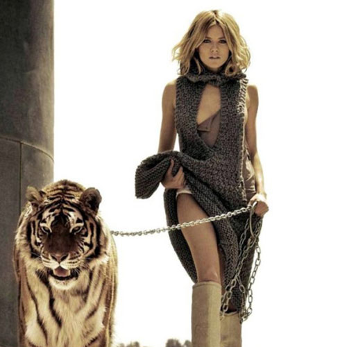 Cat Lovers answer: SIENNA MILLER