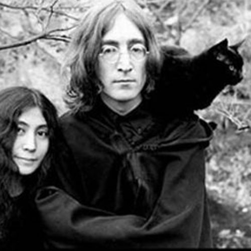 Cat Lovers answer: JOHN AND YOKO