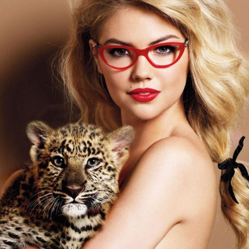 Cat Lovers answer: KATE UPTON
