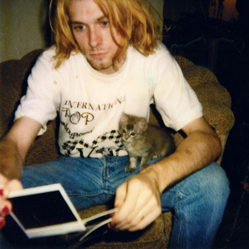 Cat Lovers answer: KURT COBAIN
