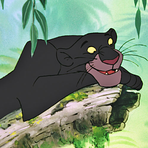 Cats answer: BAGHEERA