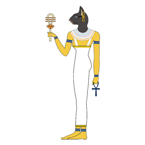 Cats answer: BASTET