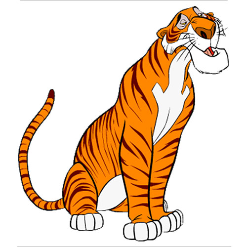 Cats answer: SHERE KHAN