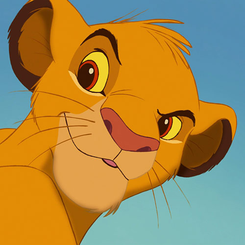 Cats answer: SIMBA