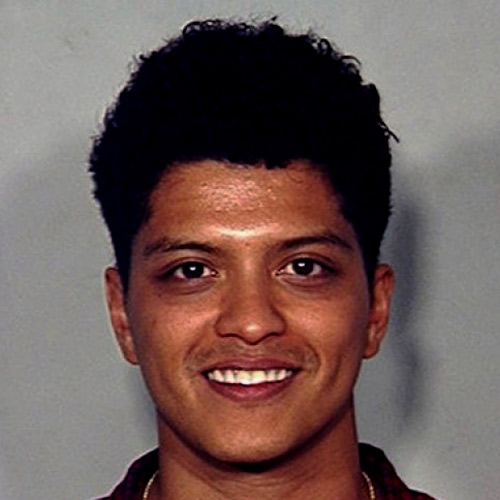 Celeb Mugshots answer: BRUNO MARS
