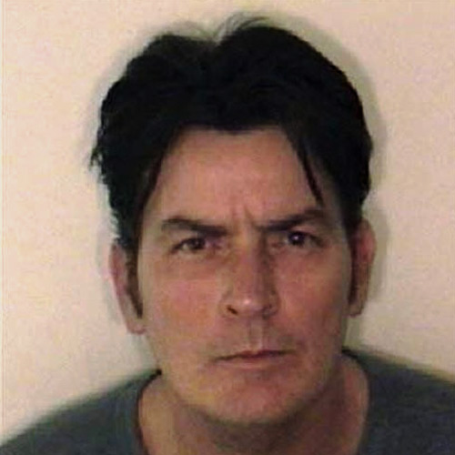 Celeb Mugshots answer: CHARLIE SHEEN