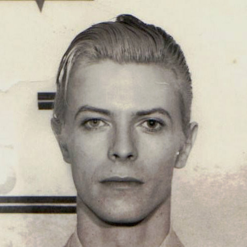 Celeb Mugshots answer: DAVID BOWIE