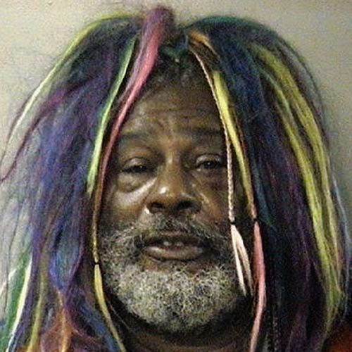 Celeb Mugshots answer: GEORGE CLINTON