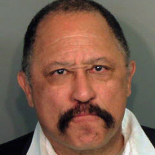 Celeb Mugshots answer: JUDGE JOE BROWN