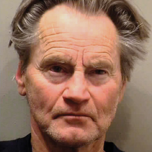 Celeb Mugshots answer: SAM SHEPARD
