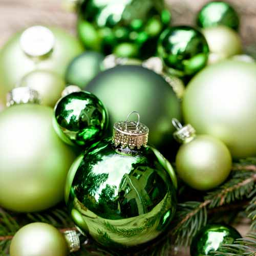 Christmas answer: BAUBLES