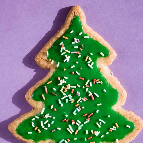 Christmas answer: COOKIE
