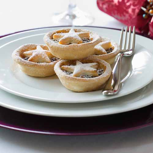 Christmas answer: MINCE PIES