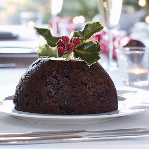 Christmas answer: PUDDING