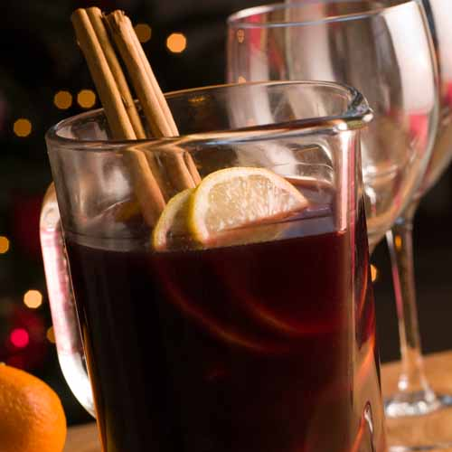 Christmas answer: MULLED WINE