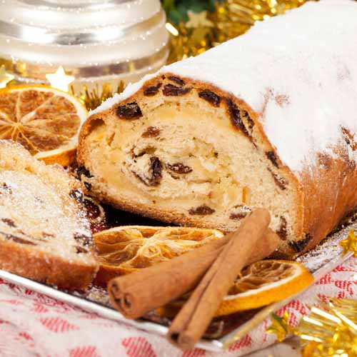 Christmas answer: STOLLEN
